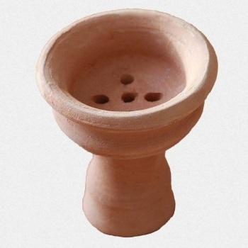 Глиняная чаша для кальяна 2