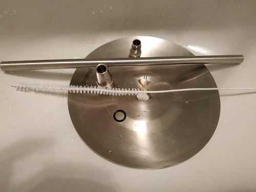 как мыть кальянные комплектующие