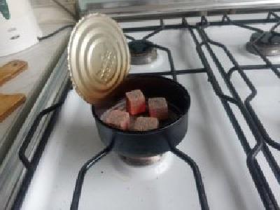как разжечь угли для кальяна на газовой плите