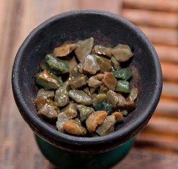 на сколько хватает кальяна с курительными камнями для кальяна