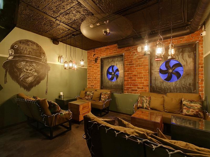 курение кальянов в ресторанах и кафе