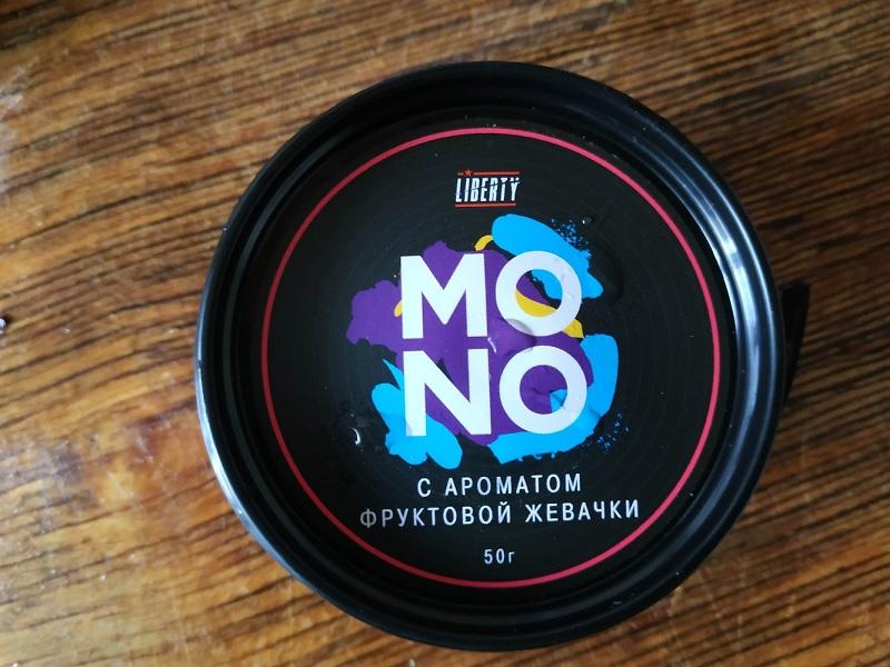 табак для кальяна mono упаковка