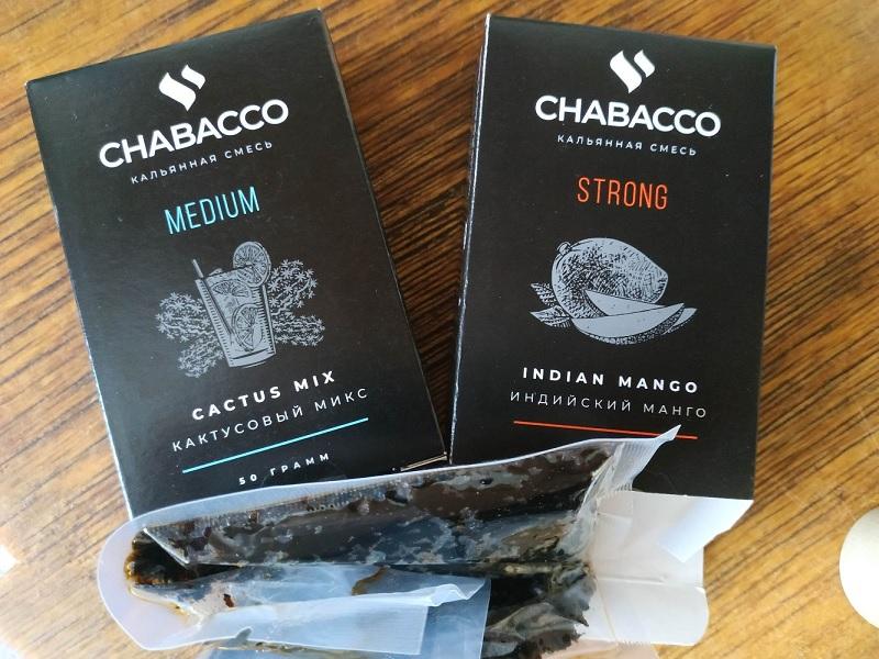 табак chabacco обзор