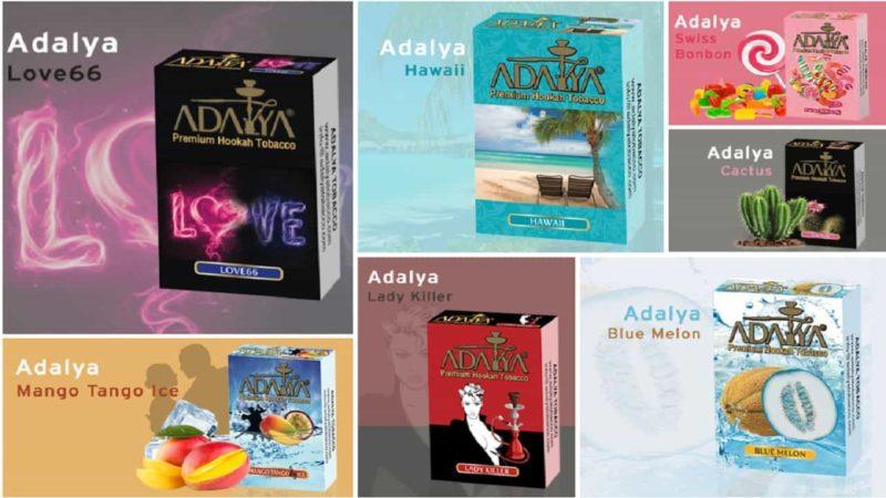 табак Adalya